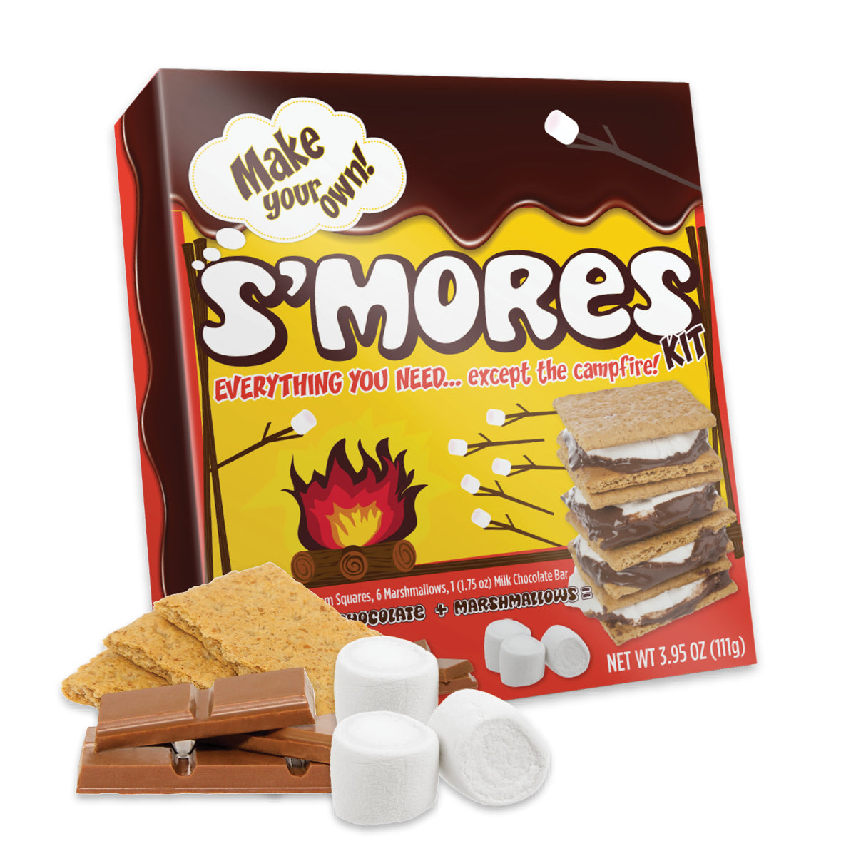 Box S'Mores Kit - SMSTB