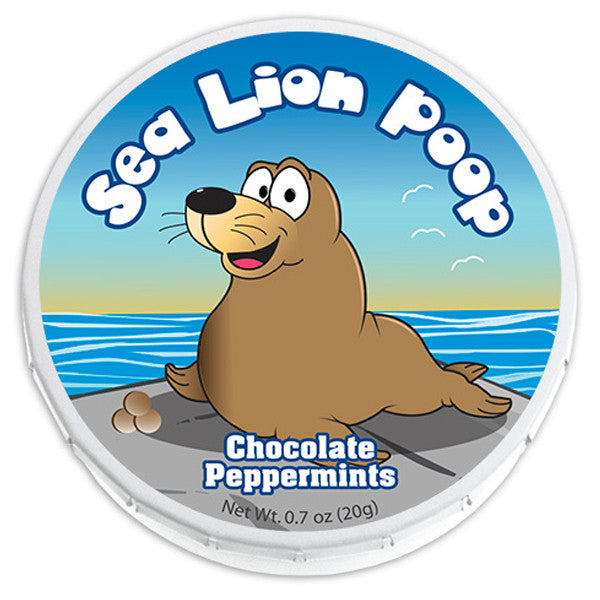 Sea Lion Poop Mints - 0859P