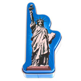 State of Liberty Shaped Tin - MTR5030F