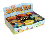 Red Clown Fish Shaped Tin - MTR5012F