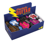 Pink Electric Guitar Shaped Tin - MTR4040F