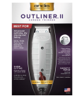 Andis #04603 Outliner® II Square Blade Trimmer