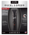 Andis #22315 Excel 2-Speed™ Detachable Blade Clipper