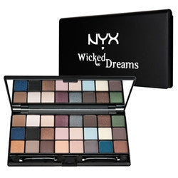 NYX Wicked Dreams Eye Shadow Palette