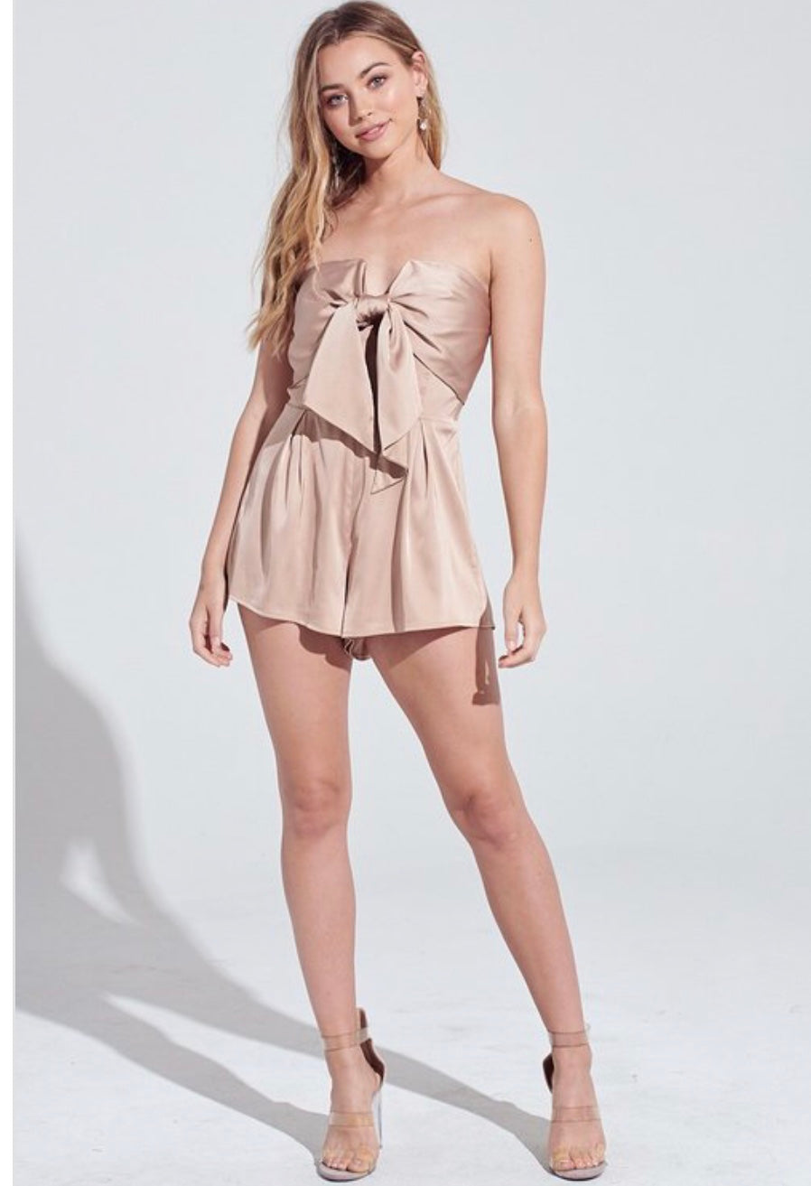 NEW Silk Romper