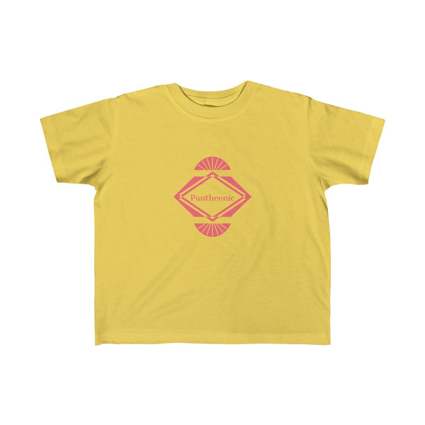 Pantheonic Toddler and Young Kids T-Shirt - Biblioriot