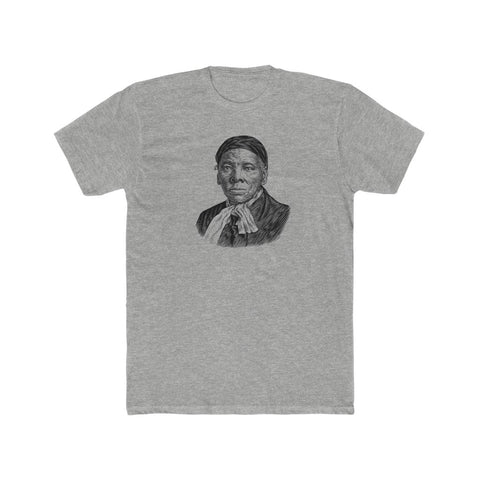 Harriet Tubman Cotton Crew T-Shirt - Biblioriot