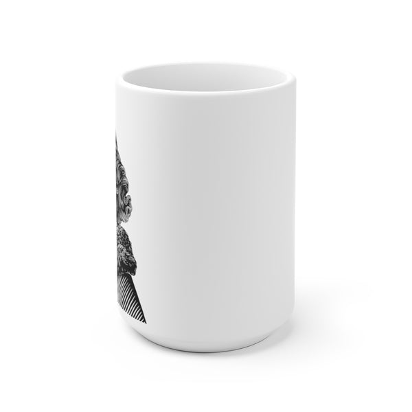 Oscar Wilde Ceramic Mug - Biblioriot