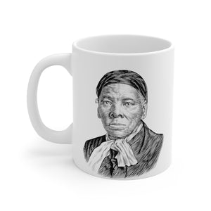 Harriet Tubman Ceramic Mug - Biblioriot
