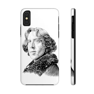 Oscar Wilde Case Mate Tough Phone Case - Biblioriot