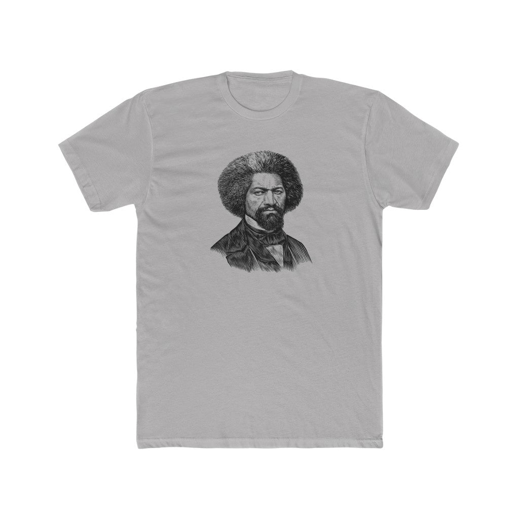 Frederick Douglass Cotton Crew T-Shirt