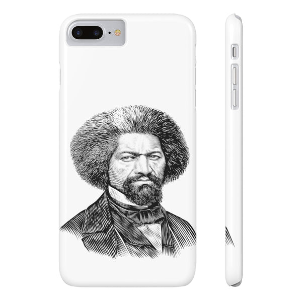 Frederick Douglass Case Mate Slim Phone Case - Biblioriot