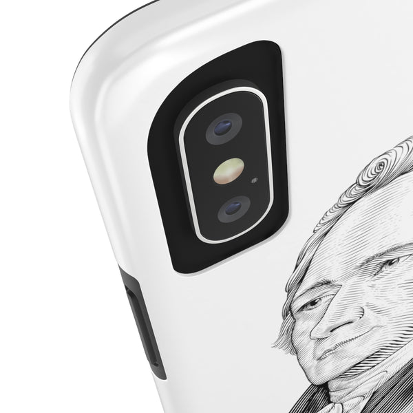 Alexander Hamilton Case Mate Tough Phone Case - Biblioriot