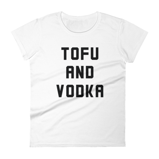Big News! The Tofu and Vodka is back.