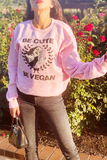 Women's Vegan Sweatshirt