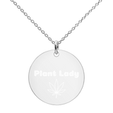 Plant Lady Necklace