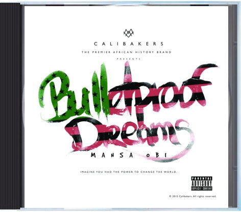 Bulletproof Dreams -  - 1