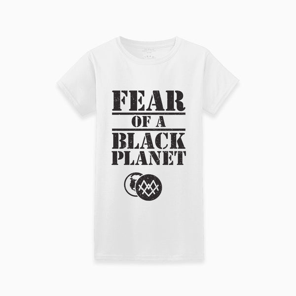 Fear of a Black Planet Women's S/S Crew