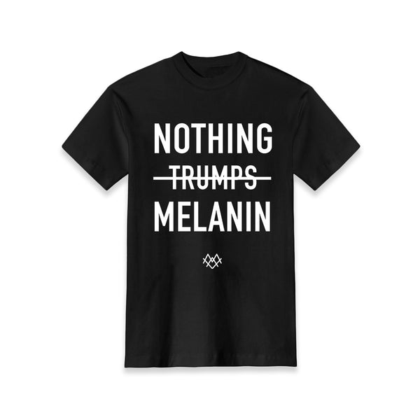 Nothing Trumps Melanin Crew -  - 1