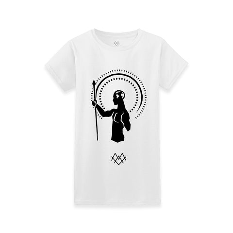 BLK Man Women's Crew -