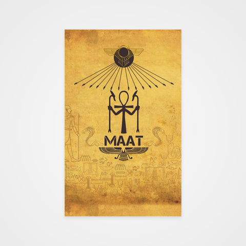 Book of MA'AT (E-BOOK) -