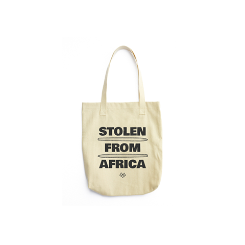 Stolen From Africa Tote -