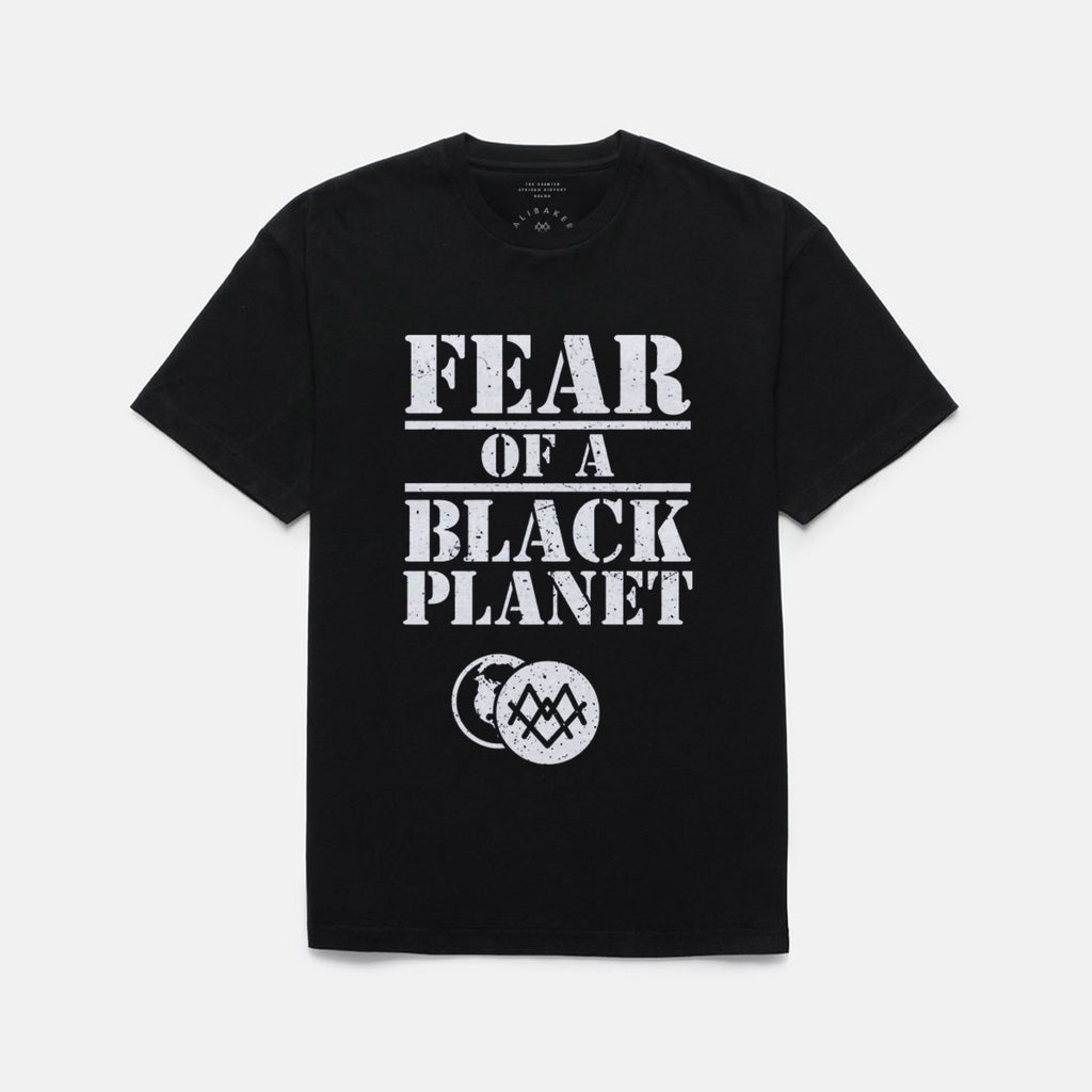 Fear of a Black Planet Men's S/S Crew