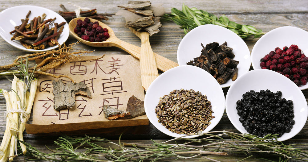 Healthy Eating in Traditional Chinese Medicine