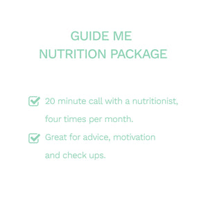 Guide Me Package - Eat Clean ME - Order Healthy Food Online - Meal Plans Dubai