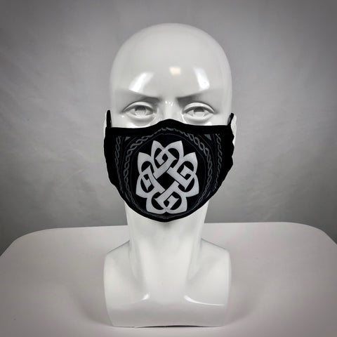 Adjustable Mask - Full Logo
