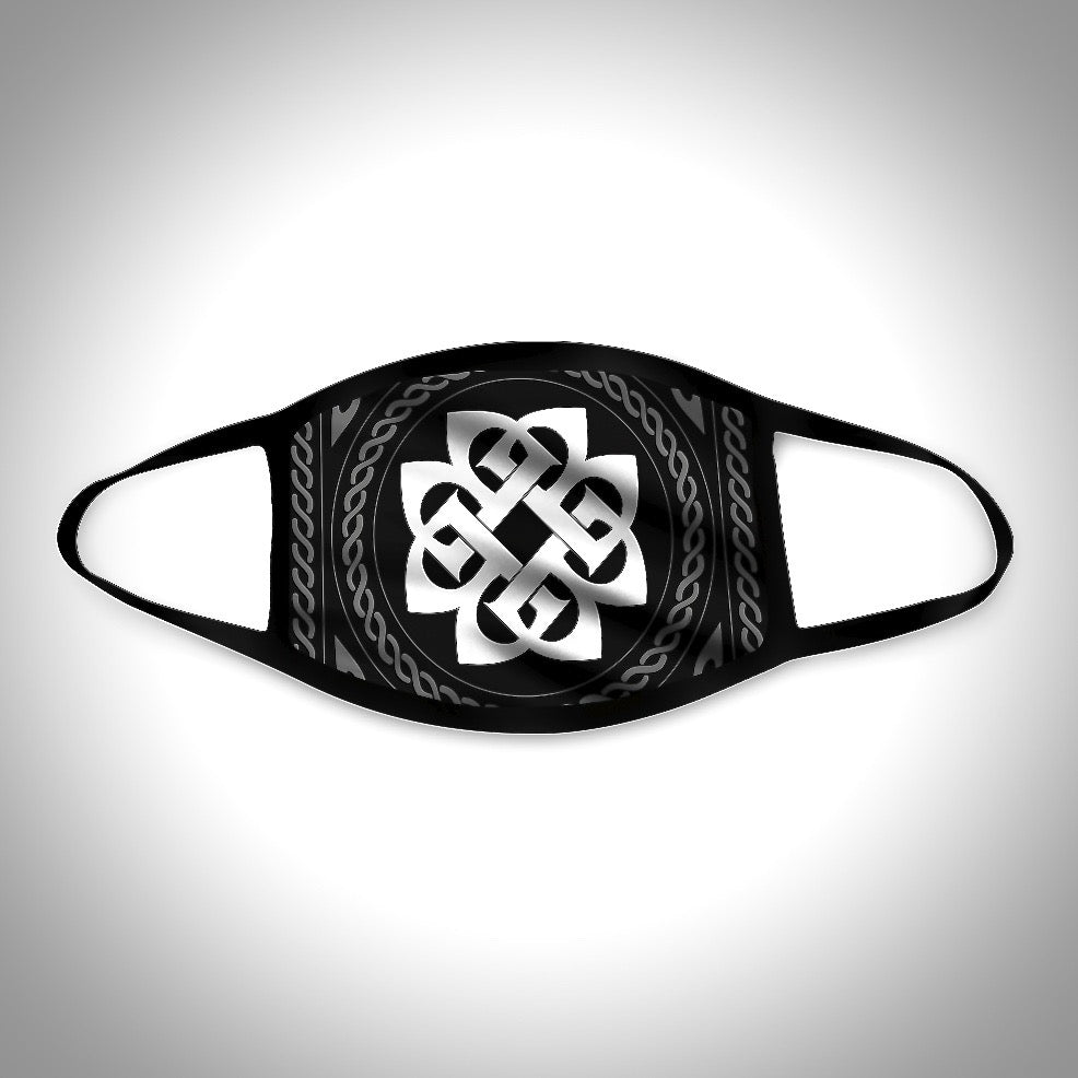 Mask - Full Logo