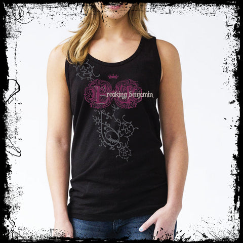 Ladies Vine Tank