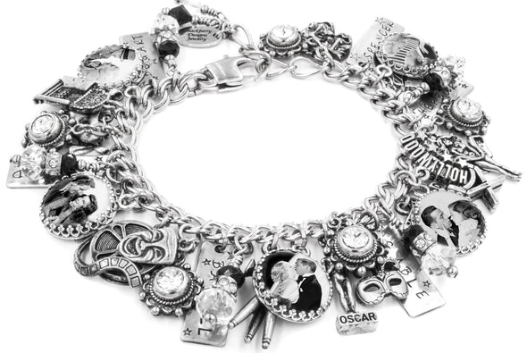 Hollywood Couples Silver Screen Bracelet