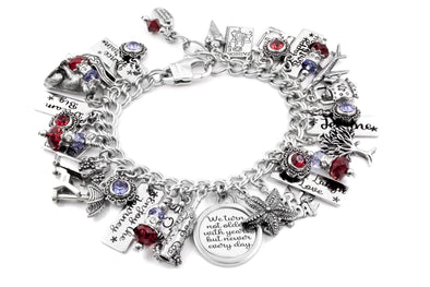 Personalized Birthday Bracelet