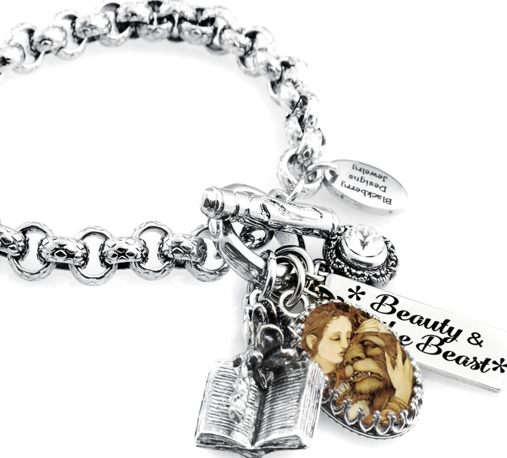beauty and the beast jewelry