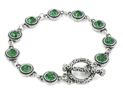 may birthstone gift in emerald