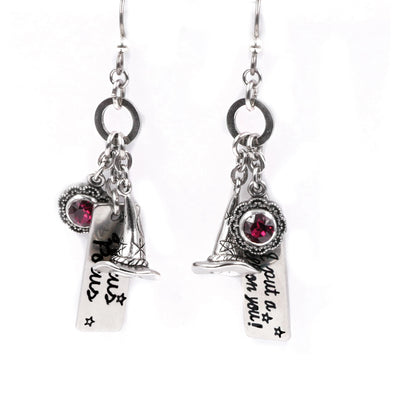 Hocus Pocus Earrings for Halloween