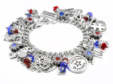 human rights, womens rights bracelet