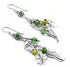 leprechaun earrings, st. patricks day jewelry
