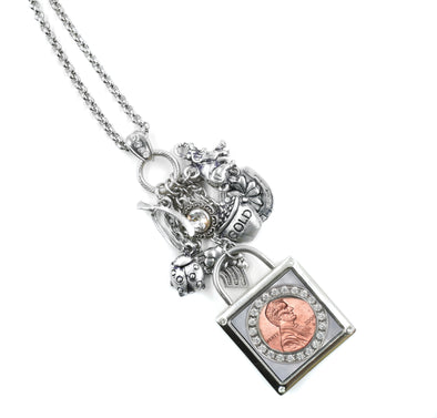 Lucky Penny Locket