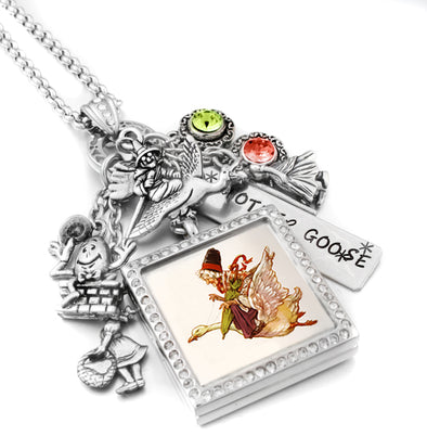mother goose locket