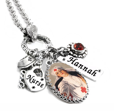 nurse_jewelry_necklace_personalized_vintage