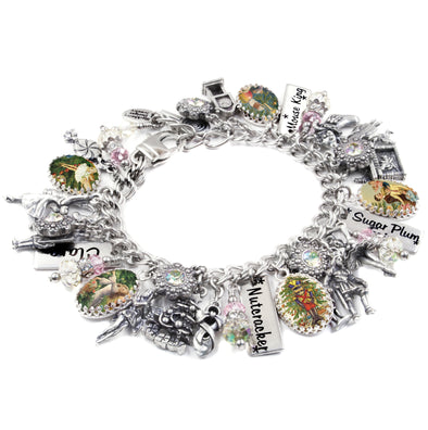 the nutcracker charm bracelet