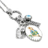 Peter Rabbit Charm Necklace