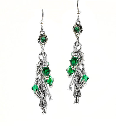 12 days of christmas earrings