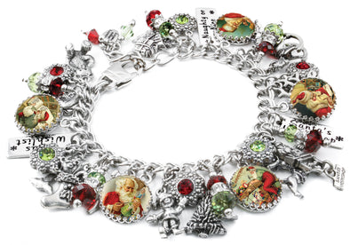 santa workshop bracelet