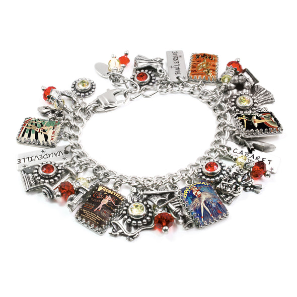 Broadway Theater Bracelet, Movie Posters, Up to 7 playbills