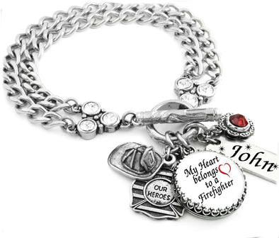 fireman, firefighter jewelry