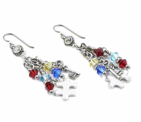 autism earrings