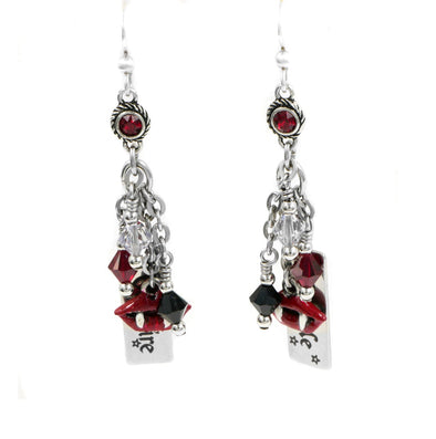 Vampire Dracula Earrings